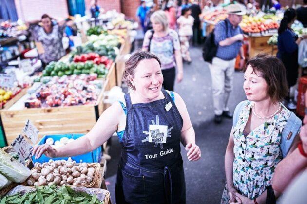 Réservation de billets pour visiter le Queen Victoria Market