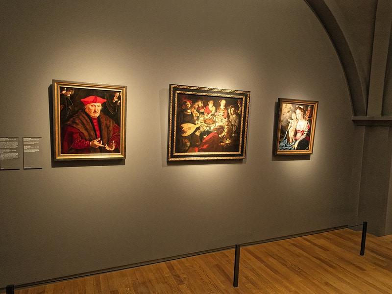 Tableaux du Rijksmuseum à Amsterdam
