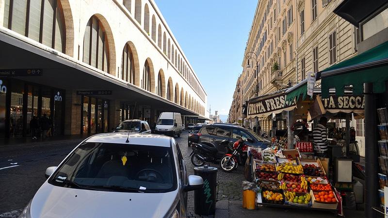 Termini, Rome