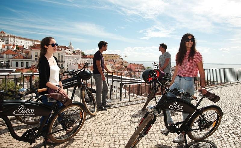 Vélo électrique Lisbonne