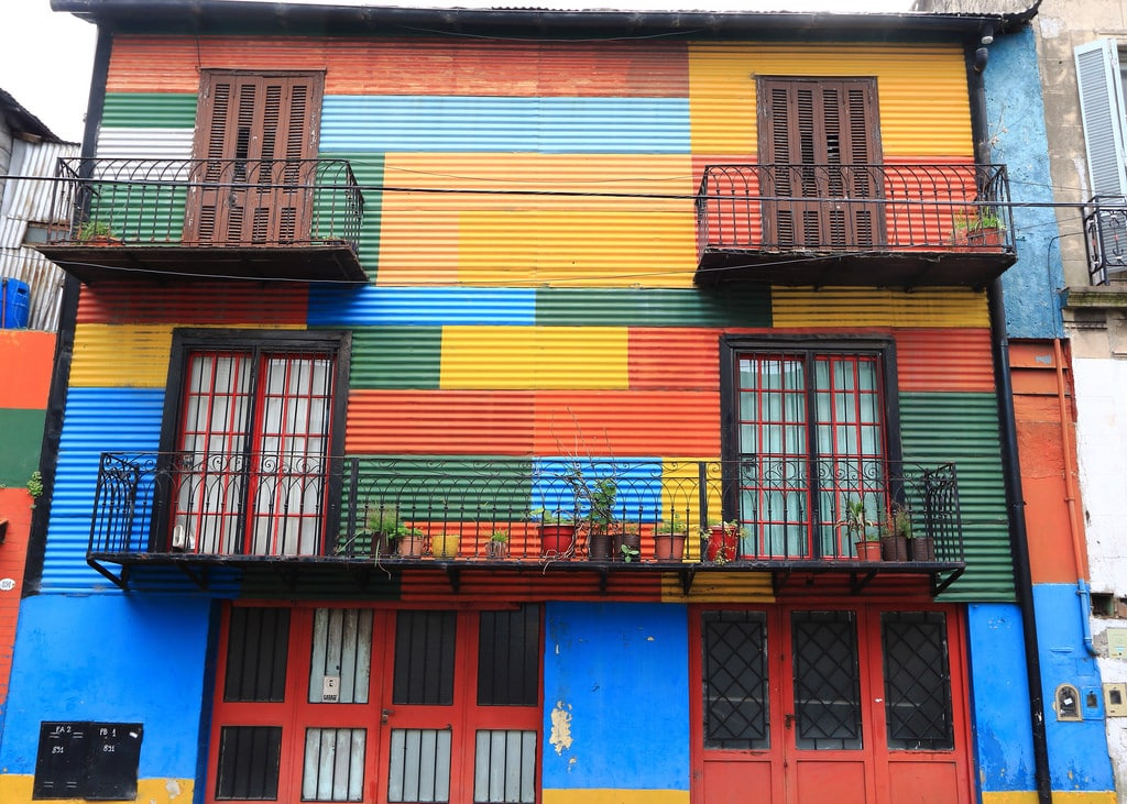 La Boca, Buenos Aires, Argentine