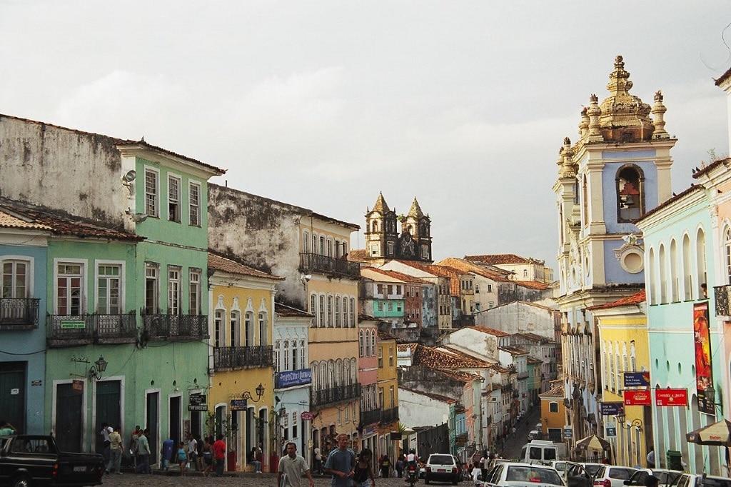 Pelourinho, Salvador, Brésil
