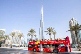 Visite de Dubai en bus