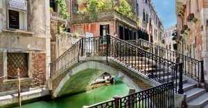 Visite de Venise à pied