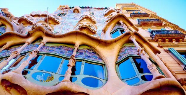Visiter la Casa Batlló à Barcelone, l'énigmatique maison de Gaudí