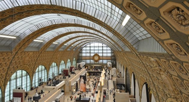 Visiter le Musée d'Orsay à Paris avec un billet coupe-file