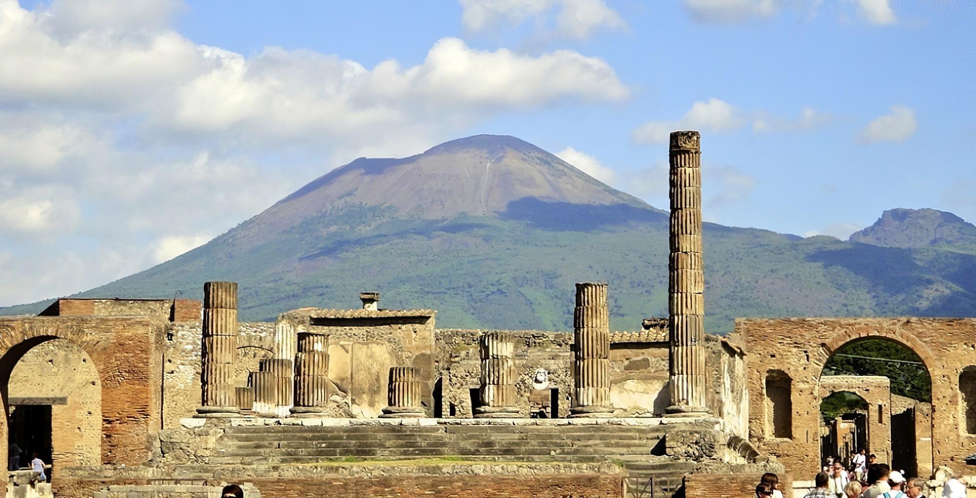 Visiter le site archéologique de Pompéi