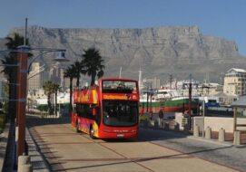 Bus Le Cap