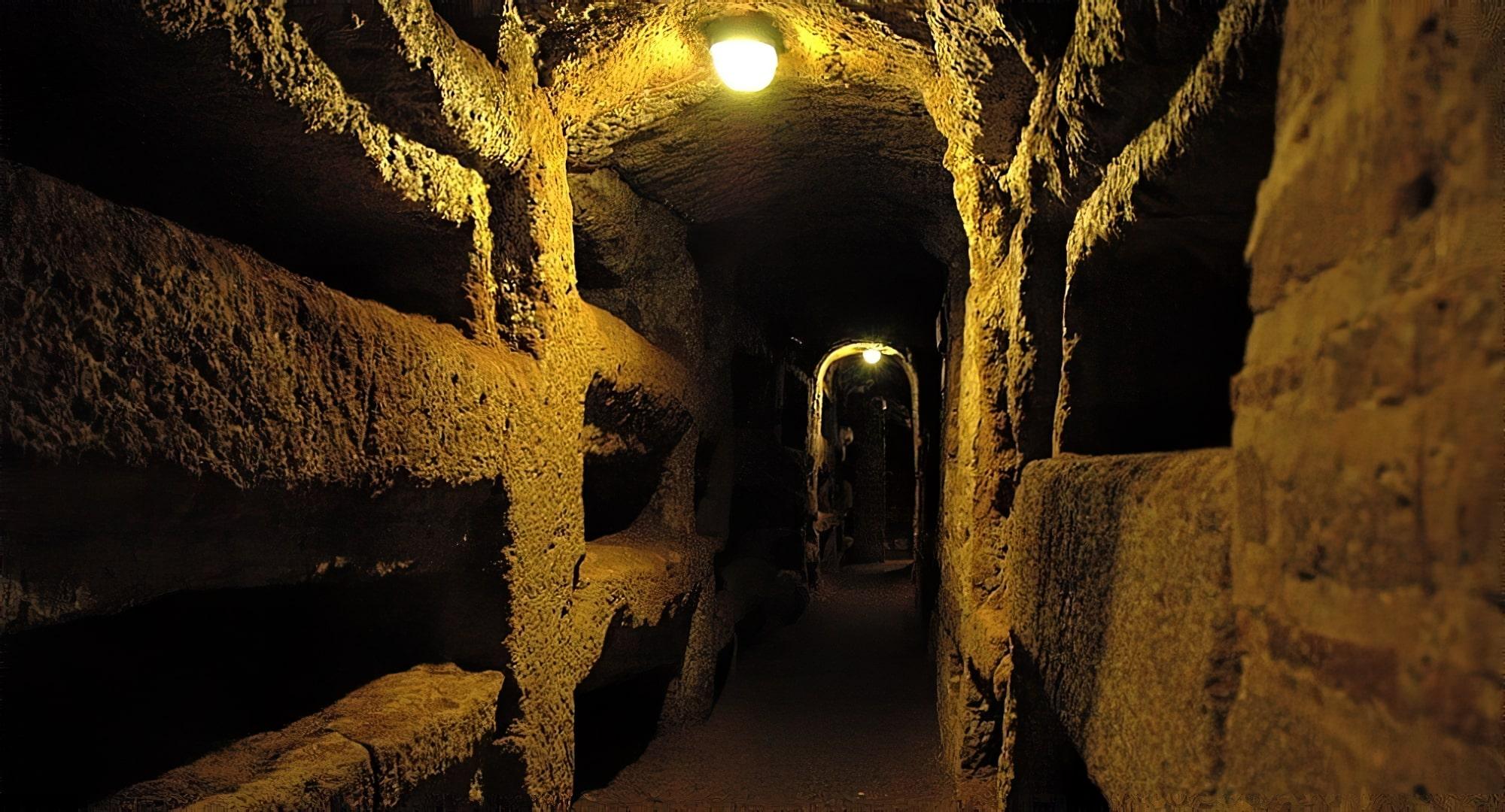 Visiter les Catacombes de Rome