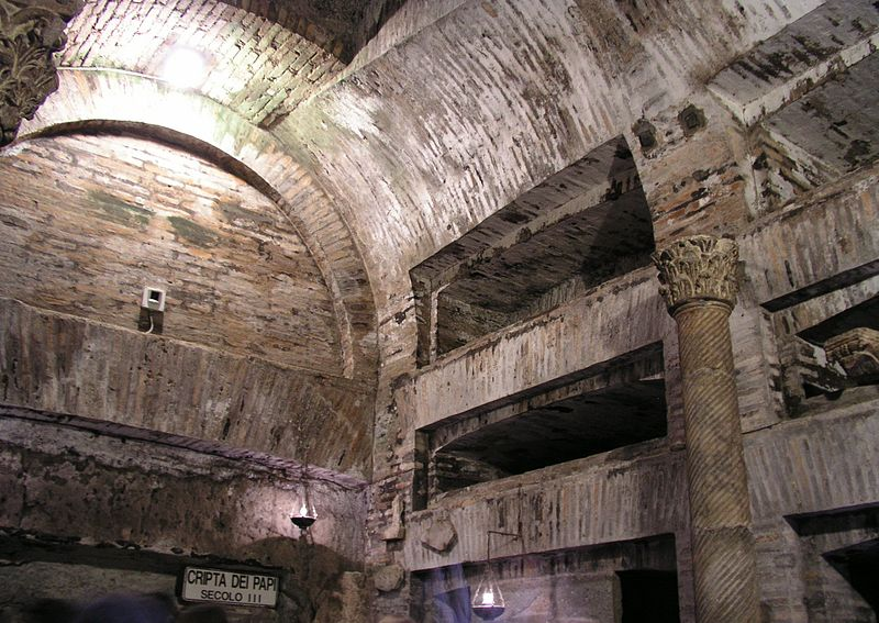 Catacombes de Saint-Calixte, Rome