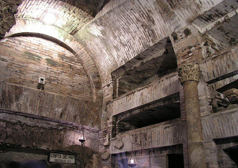 Catacombes de Saint-Calixte, Rome