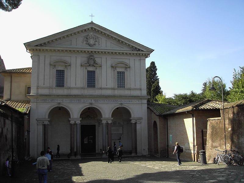 Catacombes de Saint-Sébastien, Rome