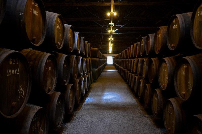 Cave à vin à Porto