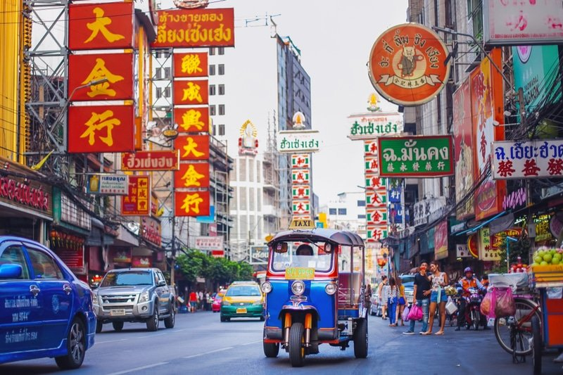 Quartier Chinatown, Bangkok