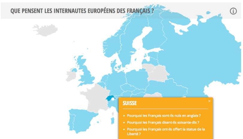 Clichés sur les français en Suisse