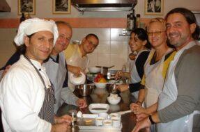 Cours de cuisine toscane à Florence
