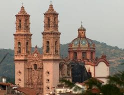 Excursion à Cuernavaca et Taxco
