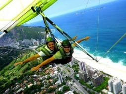 Réservation de billets pour un tour de deltaplane à Rio