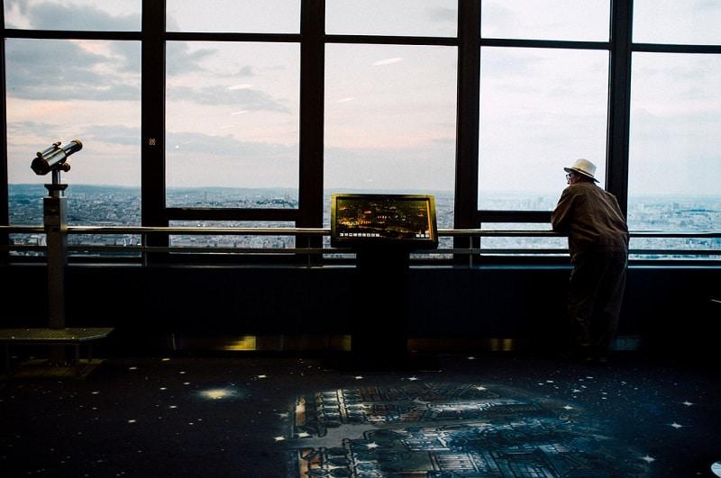 56ème étage de la Tour Montparnasse