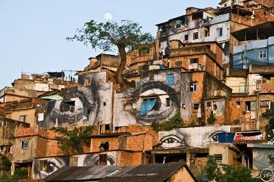 Réservation de billets pour visiter les favelas de Rio de Janeiro