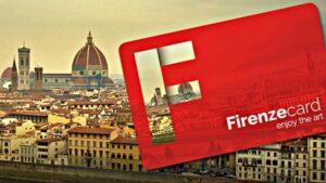 Firenze Card pour les musées de Florence