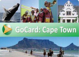 GoCard Le Cap Card