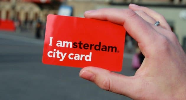 L'Amsterdam City Card, le pass pour visiter Amsterdam