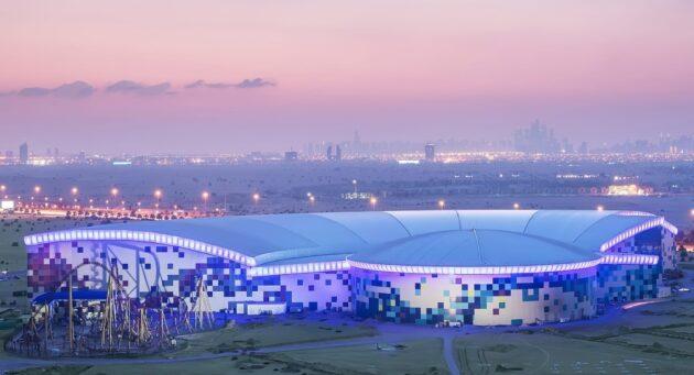Le plus grand parc d'attractions du monde en intérieur se trouve à Dubaï
