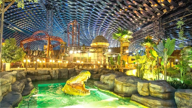 IMG Worlds of Adventure, Dubaï