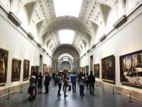 Carte Paseo del Arte