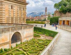 Jardins de Boboli à Florence