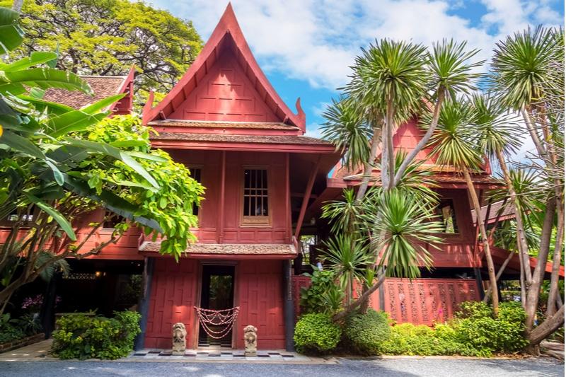 Maison et musée de Jim Thompson, Bangkok