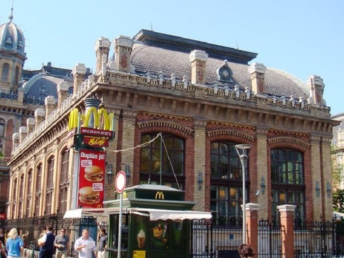 Mcdonald's Budapest-Nyugati