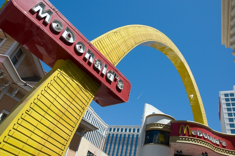Mcdonald's Las Vegas