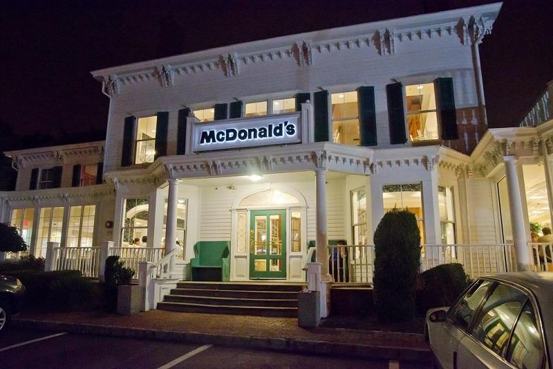 Mcdonald's, New Hyde Park