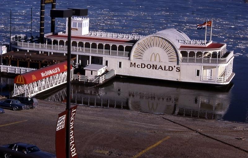 Mcdonald's Saint-Louis