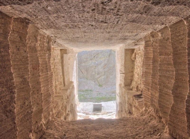 Mont Rushmore, pièce secrète