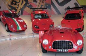 Musée Ferrari depuis Florence