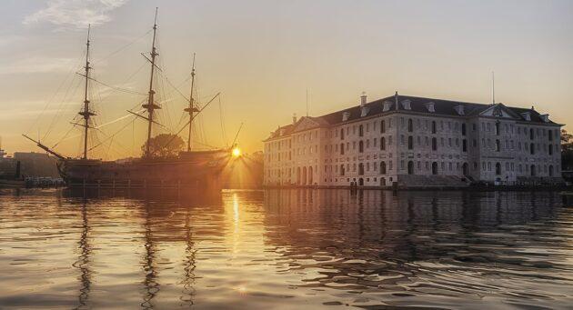 Visiter le Musée National Maritime d'Amsterdam