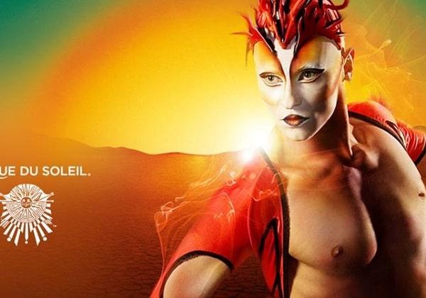 Mystère, Cirque du Soleil, Las Vegas