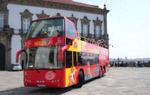 Visite de Porto en bus