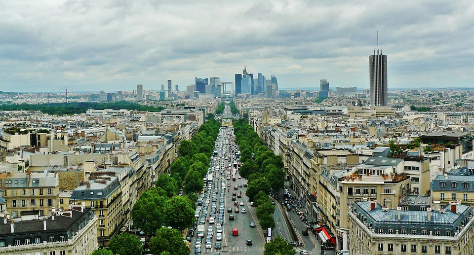 Une randonnée urbaine permet de découvrir le Grand Paris
