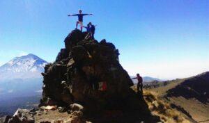 Randonnée volcan Iztaccihuatl