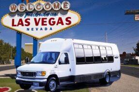Transfert aéroport de Las Vegas
