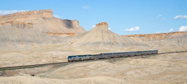Un billet de train pour traverser les États-Unis pour 213$ ça vous tente ?