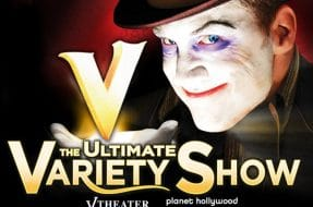 V - the Ultimate Variety Show Las Vegas