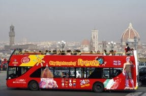 Visite de Florence en bus