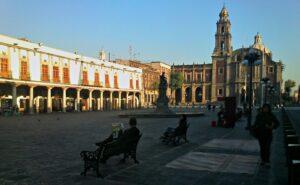 Visite guidée du centre historique de Mexico
