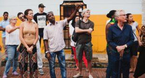 Visite guidée d'un gang à Panama City