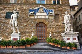 Visite guidée du Palais Vecchio